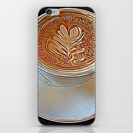 Not Your Ordinary Coffee iPhone Skin