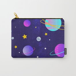Stars,moons and planets Carry-All Pouch