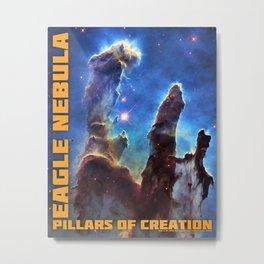 Pillars of Creation #2 Metal Print