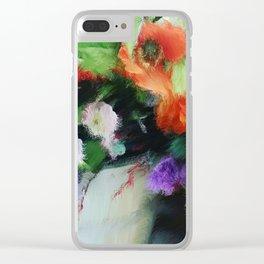 aprilshowers-161 Clear iPhone Case