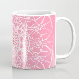 Fire Blossom - Carnation Coffee Mug