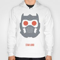 star lord Hoodies featuring Star-Lord by d00d it's jake