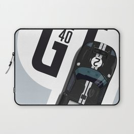 GT40 LM Winner 1966 Laptop Sleeve