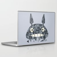 totes Laptop & iPad Skins featuring Totes by D. A. M. Good Prints