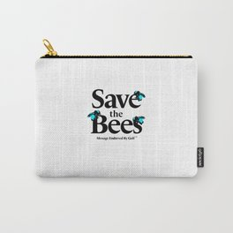 SAVE THE BEES - GOLF WANG Carry-All Pouch