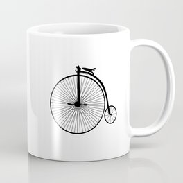 Pennyfarthing  Coffee Mug