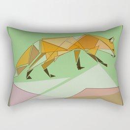 Silent Observer Rectangular Pillow