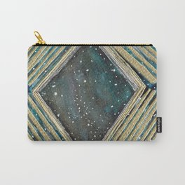 space spilling over Carry-All Pouch