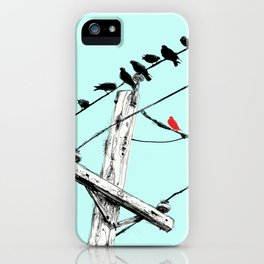 Brooke Figer - Assimilate iPhone Case