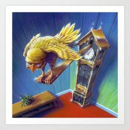 The Cuckoo Clock of Doom Art Print