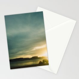 Dawn at Lake Powell Stationery Cards