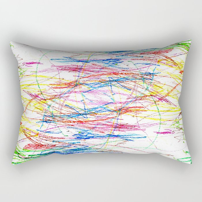Baby art Rectangular Pillow