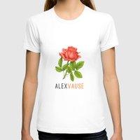 alex vause T-shirts featuring Alex Vause | OITNB by Sandi Panda