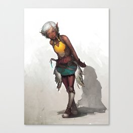 Doon Canvas Print