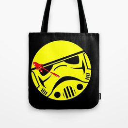 who watches the Empire Tote Bag