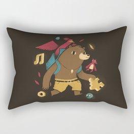 the collectors Rectangular Pillow