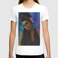 amy hamilton T-shirts featuring Amy by Darla Designs