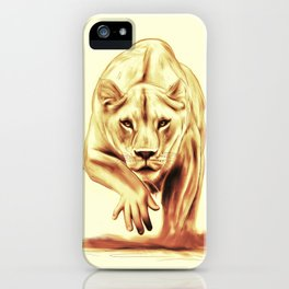 Hunting gently iPhone Case