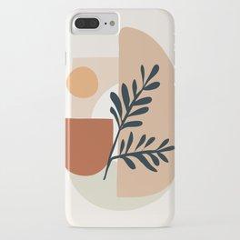 Geometric Shapes iPhone Case