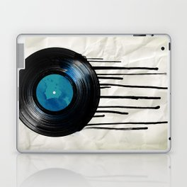 vinyl drip Laptop & iPad Skin
