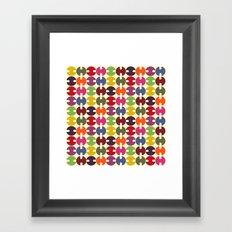 Pattern #24 Framed Art Print