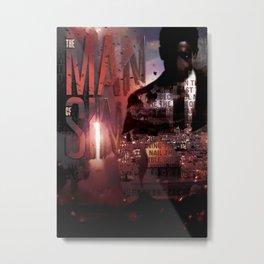 The Man of Sin Metal Print