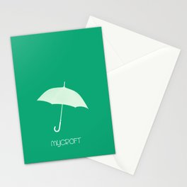 Mycroft Minimalist Poster Stationery Cards