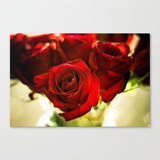 I Punched The Flowers You Gave Me, And Now I'm Sending Them Back Canvas Print