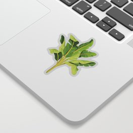 banana tree Sticker