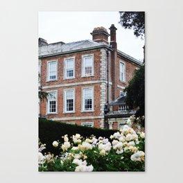York: Evening Canvas Print