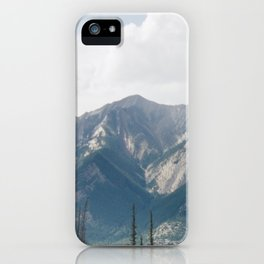 Lost in the Mountains iPhone Case