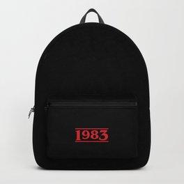 Strange 1983 Backpack