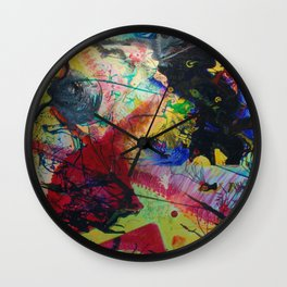 Cancer Wall Clock