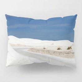 White Sand Reaches Up To The Horizon Pillow Sham