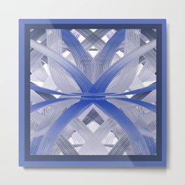 Cyril White DPA150607a Metal Print