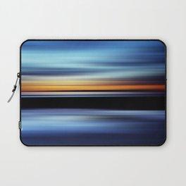 Seaside Abstract Laptop Sleeve