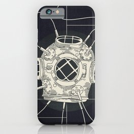Dive Bomb / Recursive iPhone Case