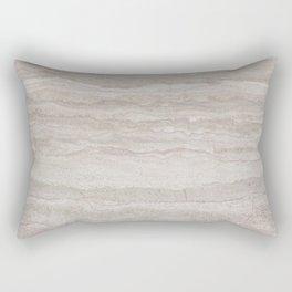 Sandy Beach Marble Rectangular Pillow