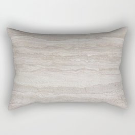 Sand Beach Marble Rectangular Pillow
