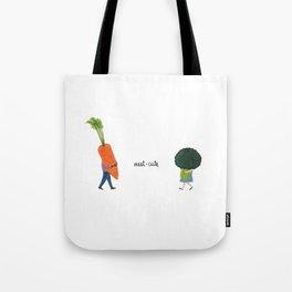 Meet Cute Tote Bag
