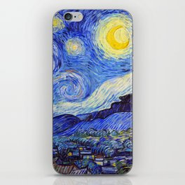 "Vincent van Gogh "" Starry Night "" iPhone Skin"