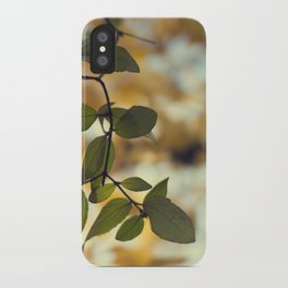 last of the green iPhone Case