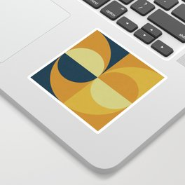 Geometry Games Sticker