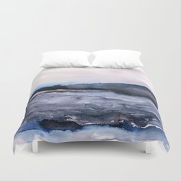 layers of colour 2 Duvet Cover