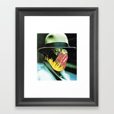 pato Framed Art Print