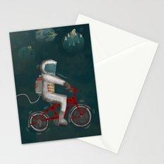 Artcrank poster Stationery Cards
