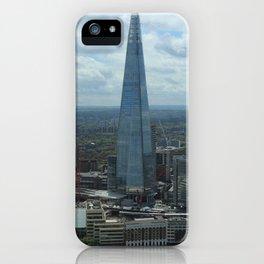 The Shard, London iPhone Case