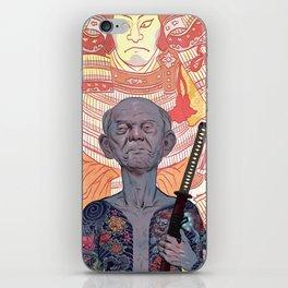 Oyabun iPhone Skin