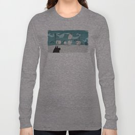 A sheep odyssey Long Sleeve T-shirt