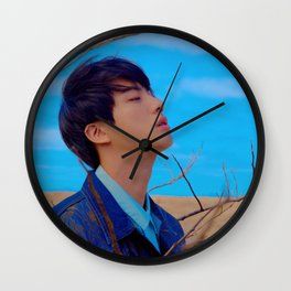 Jin / Kim Seok Jin - BTS Wall Clock